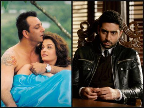 Aishwarya Rai Bachchan Might Do Hot Romantic Scenes With Sanjay Dutt But Will Bachchans Be