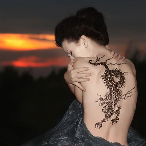 dragon tattoo ideas  copy    fairytale