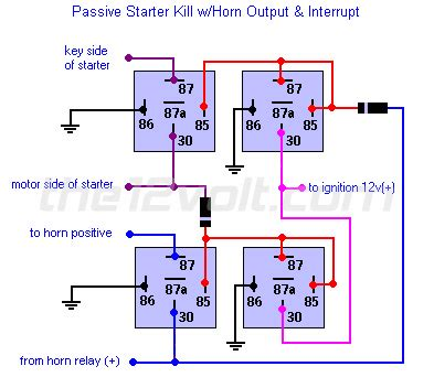 4 Way Wiring Diagram Remote Western by Kill Switch Help Ford Truck Enthusiasts Forums