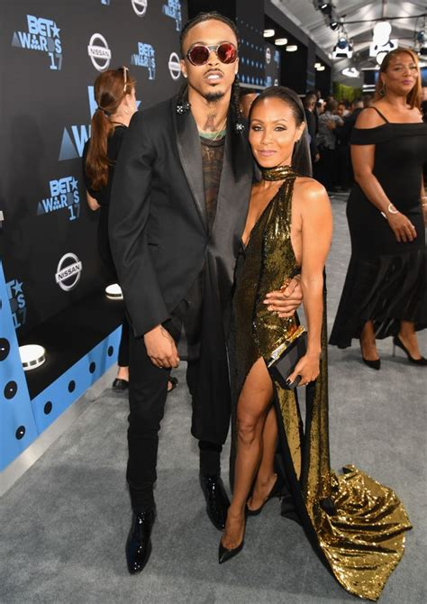 Jada Pinkett Smith Admits To Dating August Alsina During ...