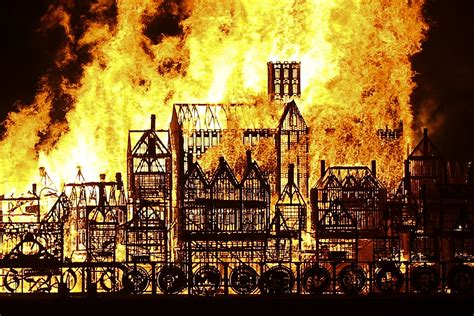 Great London Fire 1666