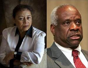 Reliable Source - Lillian McEwen, Clarence Thomas's ex ...