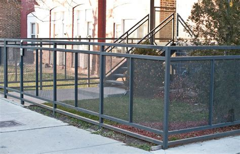 modern metal fencing fencing fabrication installation custom wrought iron fencing fabricator installer