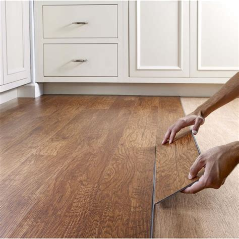 vinyl flooring at home depot trending in the aisles trafficmaster vinyl plank flooring the home depot community
