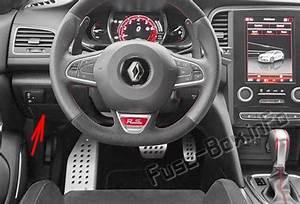 Fuse Box Diagram  U0026gt  Renault Megane Iv  2016