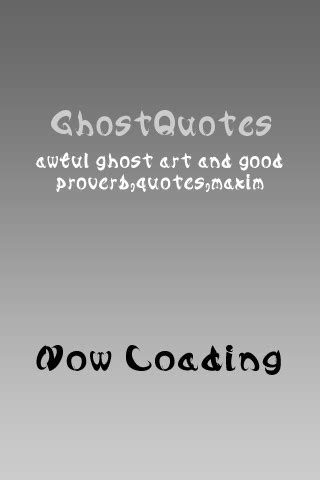 GHOST QUOTES image quotes at hippoquotes.com