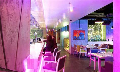 concrete bar restaurant  yunakov studio kiev ukraine