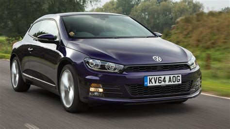 Volkswagen Scirocco Review Top Gear