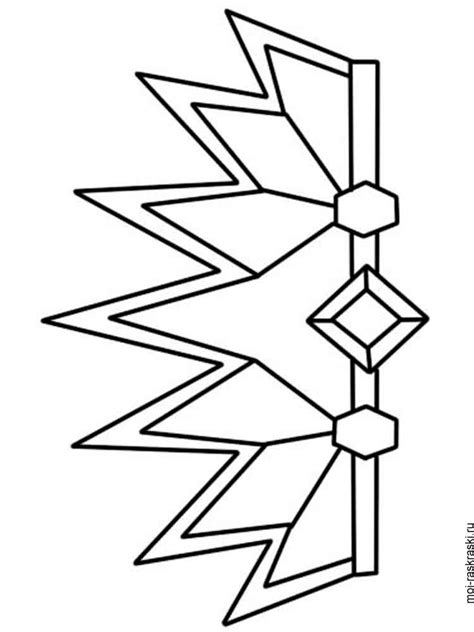 crown coloring pages  printable crown coloring pages