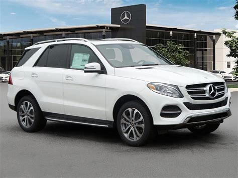 New 2018 Mercedesbenz Gle Gle 350 Suv In Ridgeland #26971