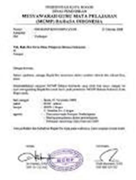 contoh surat undangan resmi leny blogs