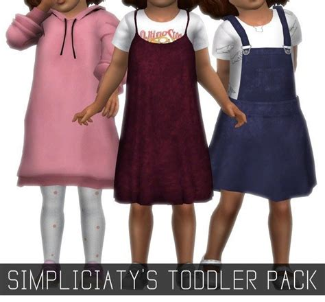 Toddlers Pack The Sims 4 Catalog Sims 4 Toddler Sims