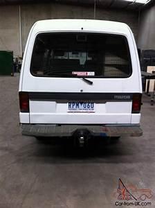 Mazda E2000 Lwb 1999 Van Manual 2l Carb Seats