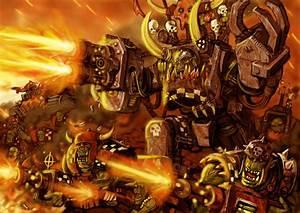 Warhammer 40k images Orks HD wallpaper and background ...