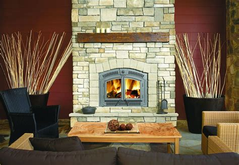 Efficient Wood Burning Fireplaces