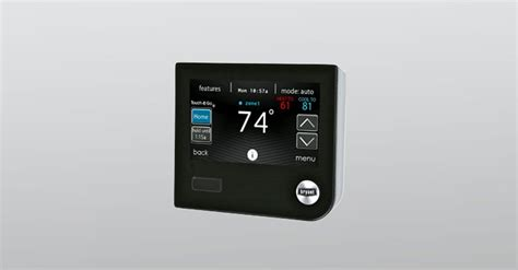 thermostat technology  todays smart home ks services