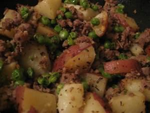 easy hamburger potato skillet of yumminess recipe food