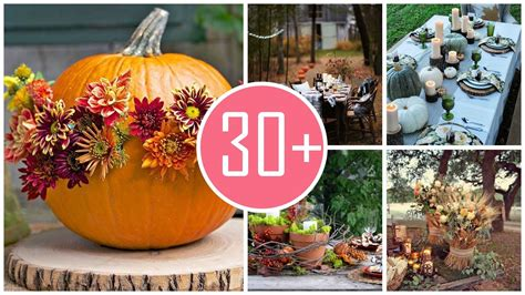 thanksgiving fall decorations great diy decor ideas for the best thanksgiving holiday fall home decor