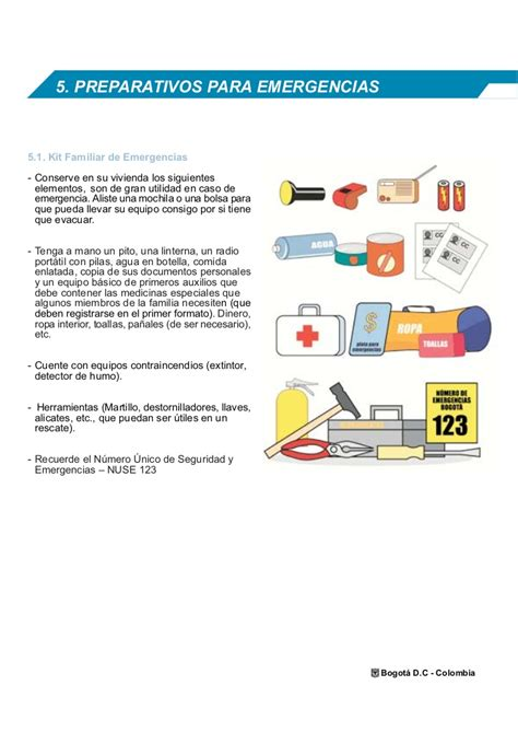 plan de emergencias familiar contruccion plan familiar de emergencia prevención desastres