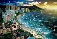 Alexander Chen Hawaiian Sunset