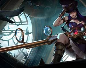 resistance caitlyn wallpaper - DriverLayer Search Engine
