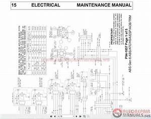 Paccar Mx Engine Diagram  U2022 Downloaddescargar Com