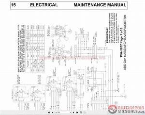 2004 Kenworth T800 Wiring Diagrams