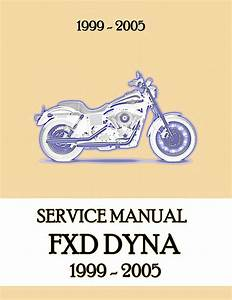 2002 Harley Davidson Dyna Glide Service Repair Manual By