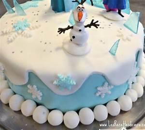 Gateau Anniversaire Reine Des Neiges : g teau reine des neiges recette d 39 anniversaire ~ Melissatoandfro.com Idées de Décoration