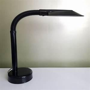 Lampe Bureau Vintage : lampe de bureau noire vintage su doise fagerhults n on ~ Teatrodelosmanantiales.com Idées de Décoration