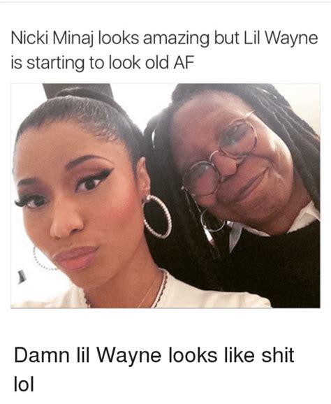 Funny Lil Wayne Memes - funny nicki minaj memes of 2016 on sizzle 50 cent