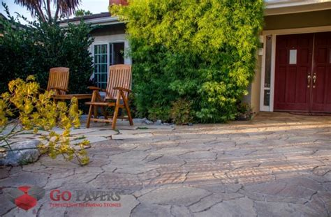 belgard mega arbel patio slab montecito huntington