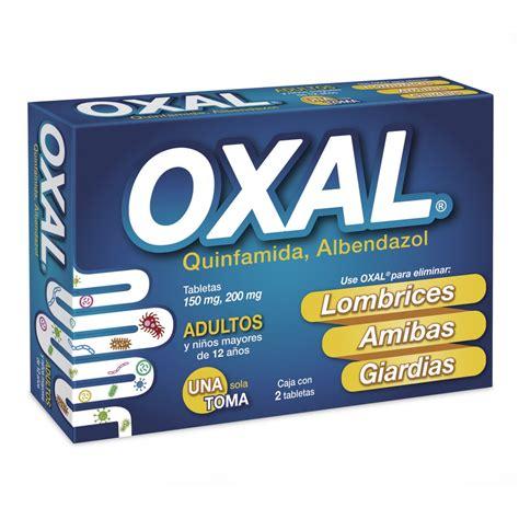 oxal   sirve dosis formula  generico