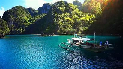 Palawan Coron Philippines Islands Nido El Island