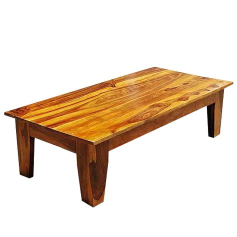 Stain the panels and let dry. Kenosha Solid Wood Large Rectangle Coffee Table