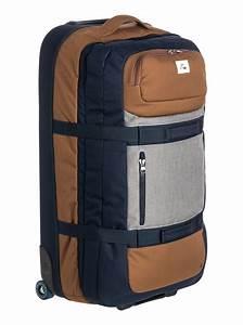 Koffer Zum Rollen : reach modern original koffer mit rollen 3613371242985 quiksilver ~ Markanthonyermac.com Haus und Dekorationen