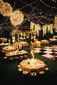 23 ways to transform your wedding from bland to mind blowing for Outdoor wedding reception lighting