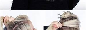 Tresse Facile à Faire Soi Même : coiffure tresse cheveux courts longs et mi longs ~ Melissatoandfro.com Idées de Décoration