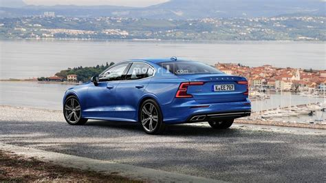 volvo  teaser video shows range topping model