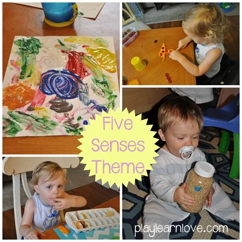 five senses preschool theme bunnies five 467 | 27242b12efb12ab94e0475fbfb9ea4b1
