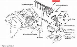 Where Is My Camshaft Position Sensor Located On A 1996