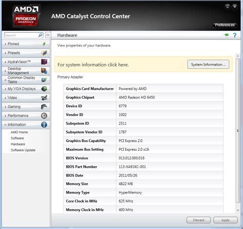 amd v5900 baixar do driver update