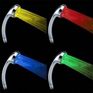 Ducha LED