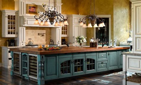 kitchen   color island images