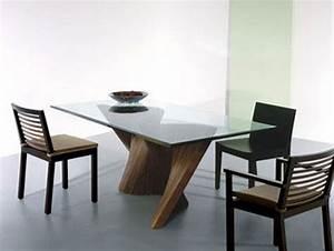 Set De Table Design : contemporary dining room tables ~ Teatrodelosmanantiales.com Idées de Décoration
