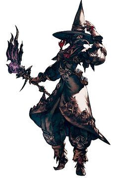 Blade And Soul Background Black Mage Final Fantasy Xiv A Realm Reborn Wiki Ffxiv Ff14 Arr Community Wiki And Guide
