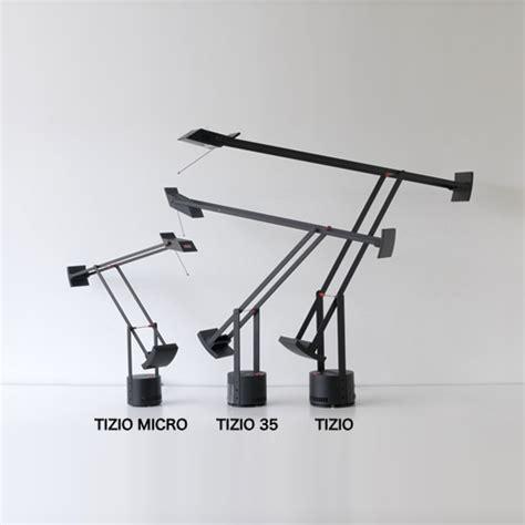 Tolomeo Desk L Sizes by Tizio 174 Micro Table L Artemide