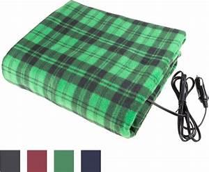 Trademark Blanket Electric Blanket For Automobile