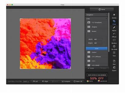 Software Editor Mac Fotor