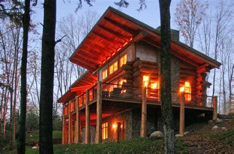 log home  log cabin floor plans